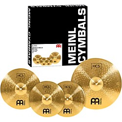 Meinl HCS New Player Cymbal Setup (HCS141620)