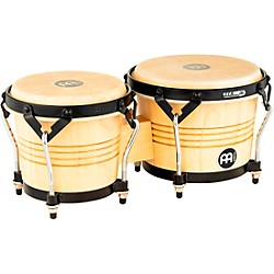 Meinl Luis Conte Artist Series Bongos with Solid Wood Connection (LC300NT-M)