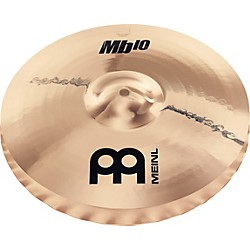 Meinl MB10 Heavy Soundwave Hi-hat Cymbal Pair (MB10-14HSW-B)