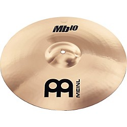 Meinl MB10 Thin Crash Cymbal (MB10-16TC-B)