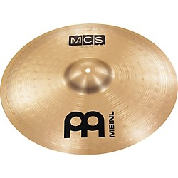 Meinl MCS Crash/Ride Cymbal (MCS18CR)
