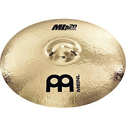 Meinl Mb20 Pure Metal Ride Cymbal (MB20-24PMR-B)