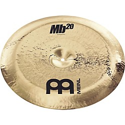Meinl Mb20 Rock China Cymbal (MB20-18RCH-B)