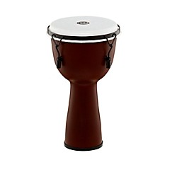 Meinl Mechanically Tuned Fiberglass Synthetic Head Djembe (FMDJ6-M-F)