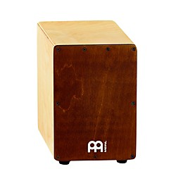 Meinl Mini Cajon with Birch Frontplate (SCAJ1NT-LB)