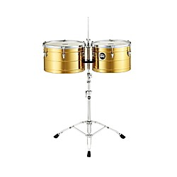 Meinl Professional Series 60th Anniversary Timbale Set (60-BT1415)