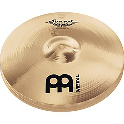 Meinl Soundcaster Custom Medium Hi-Hat Cymbals (SC13MH-B)