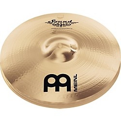 Meinl Soundcaster Custom Powerful Soundwave Hi-Hat Cymbals (SC14PSW-B)