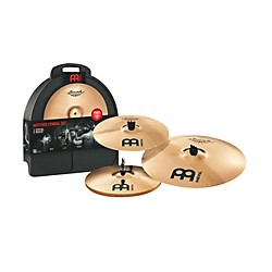Meinl Soundcaster Custom Series Matched Cymbal Set (SC-141620M)