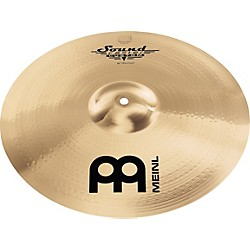 Meinl Soundcaster Custom Thin Crash Cymbal (SC16TC-B)