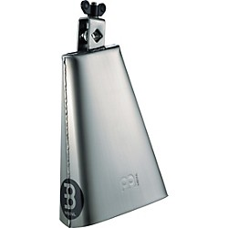 Meinl Steel Bell Cowbell - Big Mouth (STB80B)