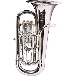 Meinl Weston 551S Deluxe Series Compensating Euphonium with Water Catcher and Tuning Trigger (551MT-S)