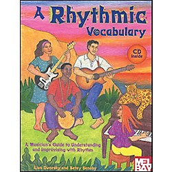 Mel Bay A Rhythmic Vocabulary (97238BCD)
