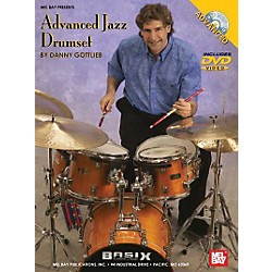 Mel Bay Advanced Jazz Drumset DVD and Chart (20549DP)