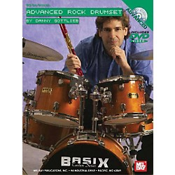 Mel Bay Advanced Rock Drumset DVD and Chart (20546DP)