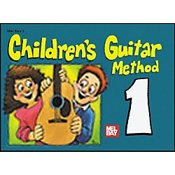 Mel Bay Children's Guitar Method with CD (93833BCD)