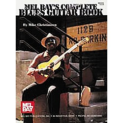 Mel Bay Complete Blues Guitar Book and CD (94682BCD)