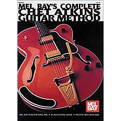 Mel Bay Complete Chet Atkins Guitar Method (Book/CD) (93232BCD)