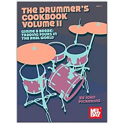 Mel Bay Drummer's Cookbook, Volume 2 (22112)