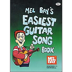 Mel Bay Easiest Guitar Songbook (94415)