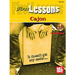 Mel Bay First Lessons Cajons (30032BCD)