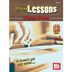 Mel Bay First Lessons Pedal Steel (22182SET)
