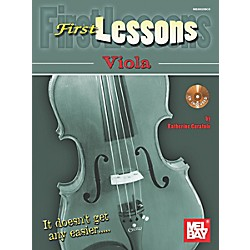 Mel Bay First Lessons Viola (30020BCD)