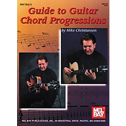 Mel Bay Guide To Guitar Chord Progressions Book (97169)