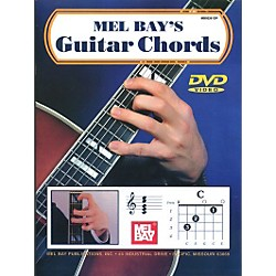 Mel Bay Guitar Chords Book & CD (93261DP)