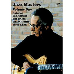 Mel Bay Jazz Masters, Volume One DVD (13101DVD)