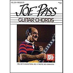 Mel Bay Joe Pass Guitar Chords (94108)