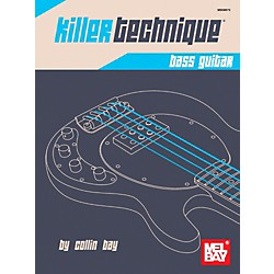 Mel Bay Killer Technique: Bass Guitar (30075)