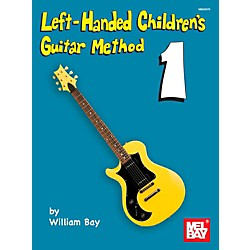 Mel Bay Left-Handed Children's Guitar Method (30079)