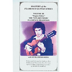 Mel Bay Mastery of the Flamenco Guitar Series DVD, Volume 3 (97800DVD)
