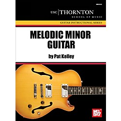 Mel Bay Melodic Minor Guitar (30022)