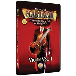 Mel Bay Metodo De Mariachi Violin DVD, Volume 1 - Spanish Only (MCV1D)