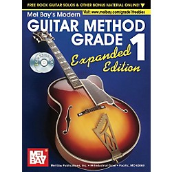 Mel Bay Modern Guitar Method Expanded Edition Vol. 1 Book/2 CD Set (93200EBCD)