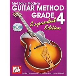 Mel Bay Modern Guitar Method Expanded Edition Vol. 4 Book/2 CD Set (93203EBCD)