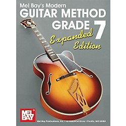 Mel Bay Modern Guitar Method Expanded Edition Vol. 7 Book/2 CD Set (93206EBCD)