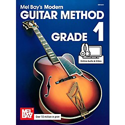 Mel Bay Modern Guitar Method Grade 1 Book (93200)