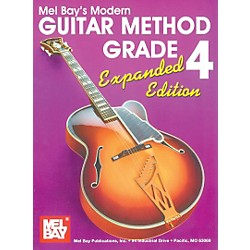 Mel Bay Modern Guitar Method Grade 4 Book - Expanded Edition (93203E)