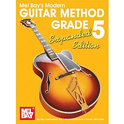 Mel Bay Modern Guitar Method Grade 5 Book - Expanded Edition (93204E)