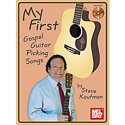 Mel Bay My First Gospel Guitar Picking Songs Book/CD Set (20794BCD)