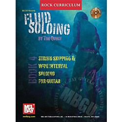Mel Bay Rock Curriculum: Fluid Soloing Book 4 - Chord-Lead Soloing For Guitar (Book/CD) (20682BCD)