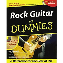 Mel Bay Rock Guitar for Dummies  Book/CD Set (0764553569)