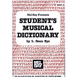 Mel Bay Student's Musical Dictionary (94057)