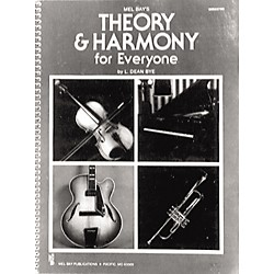 Mel Bay Theory & Harmony For Everyone (93790)
