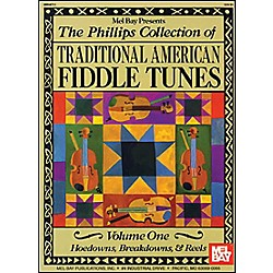 Mel Bay Traditional American Fiddle Tunes (MB94711)