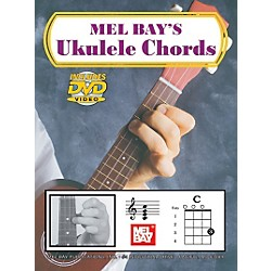 Mel Bay Ukulele Chords (Book/DVD) (93269DP)