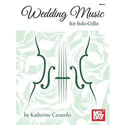 Mel Bay Wedding Music for Solo Cello (30207)